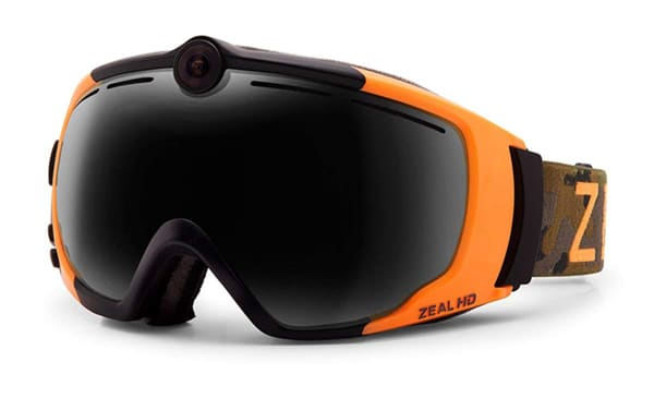 Snow Goggles With Camera The Zeal HD2