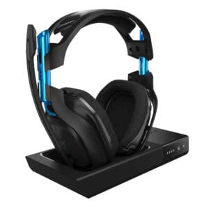 Astro A50 with PS4 base