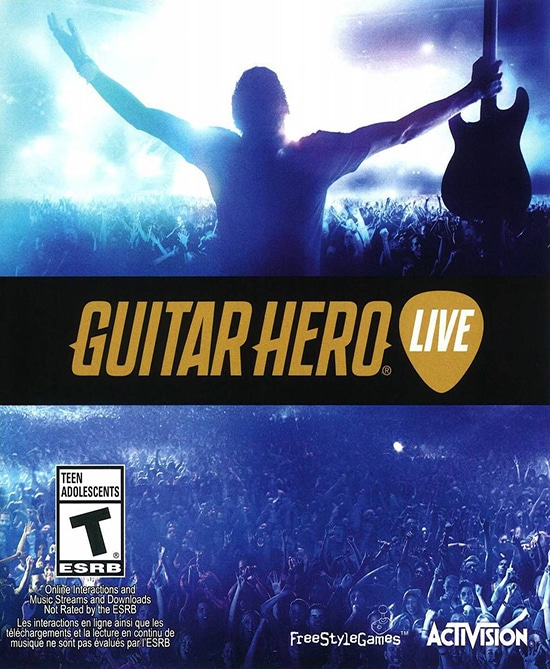 ps4 games for kids - guitar hero for kids