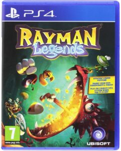 best ps4 games for kids - rayman legends