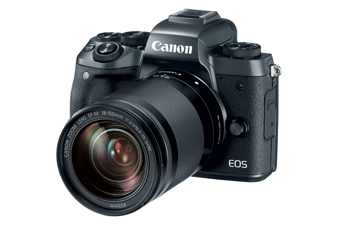canon eos m5 review and price