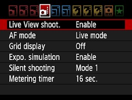 connect Canon camera to computer using cable view mode