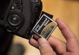 transfer photos from Canon camera to computer using memory card