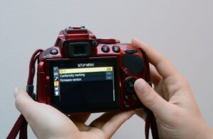 How to Transfer Photos From Nikon to iPhone - turn on wifi