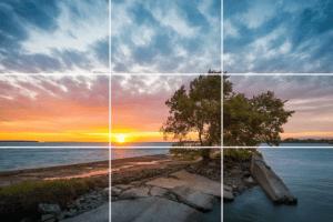 d3300 landscape settings