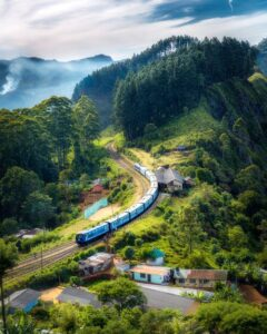 Landscape photo captured using Nikon Z6