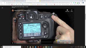 Nikon D7200 Shutter Speed - 1-8000