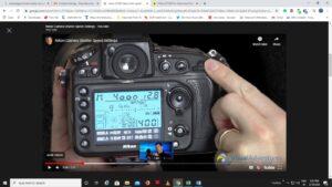 Nikon D7200 Shutter Speed - measure