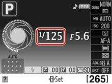 Nikon D7200 Shutter Speed - shooting
