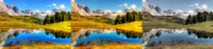 Nikon Z6 landscape settings - filters