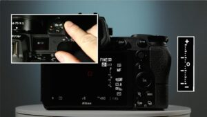 Nikon Z6 portrait photography settings - exposure