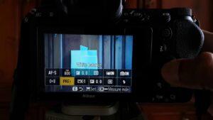 Nikon Z7 Landscape settings - auto white balance