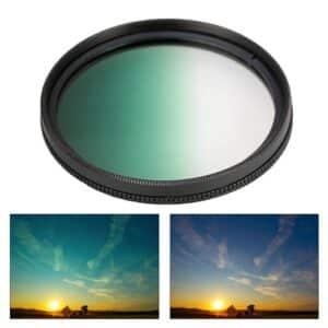 Nikon Z7 Landscape settings - use landscape filters