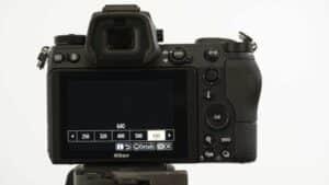 Nikon Z7 Wedding photography settings - shutter speed