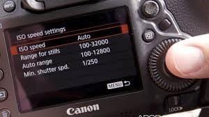 canon 5D MARK IV portrait photography - ISO
