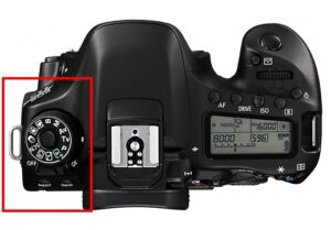 Canon 90D landscape settings - aperture priority mode