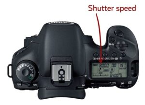 Canon 90D landscape settings - shutter speed