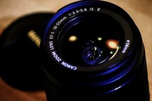 Canon EOS 4000D Review - features