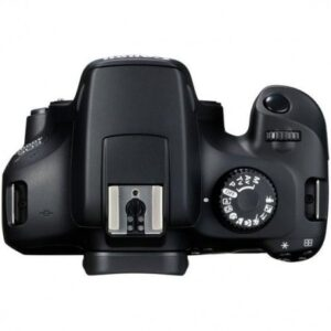Canon EOS 4000D Review - performance and results