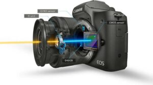 Canon M50 Video Settings - stabilization and IS settings