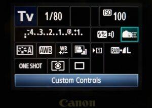 Canon M50 wedding photography - aperture