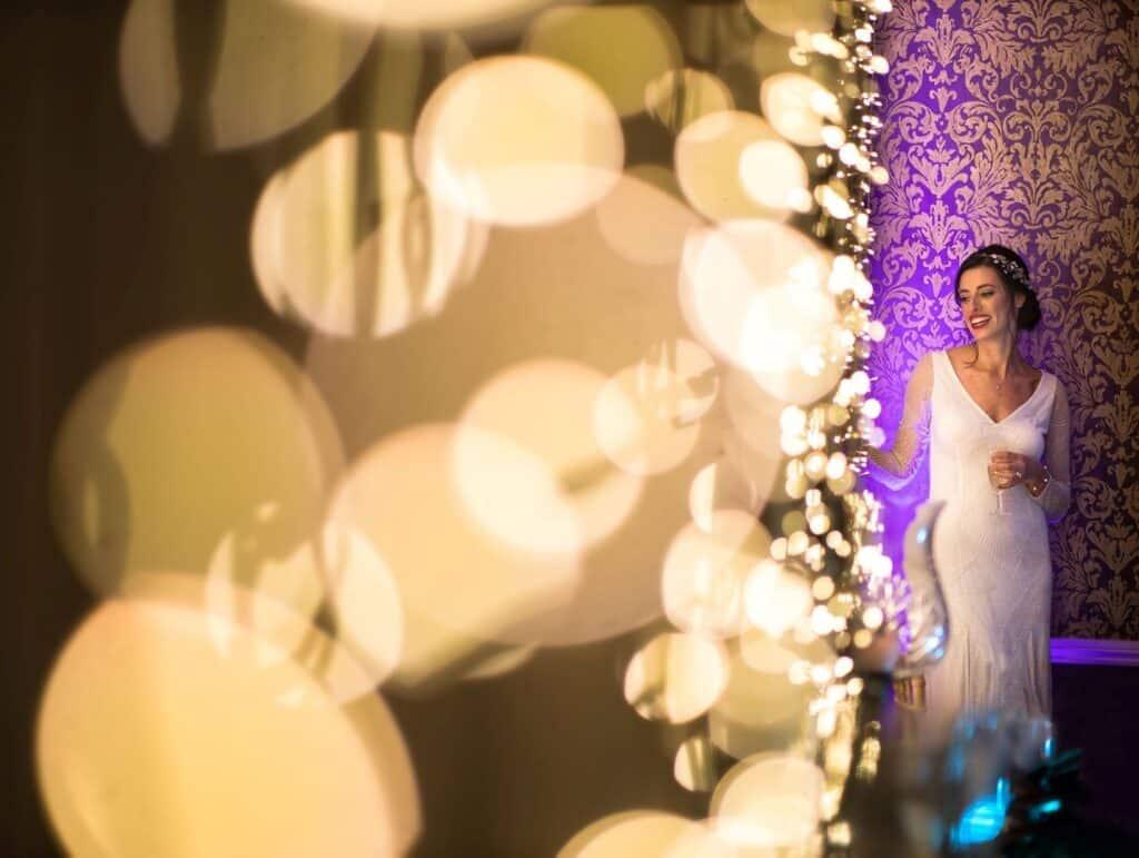 Canon M50 wedding photography - flash