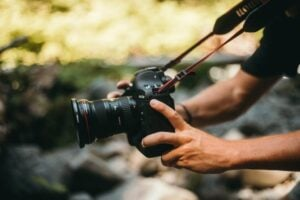 Portrait Photography Tips - gear