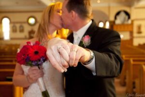 Recommended settings for Canon 7D wedding photography