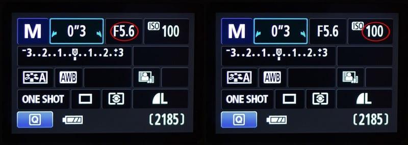 canon 90D portrait - manual mode