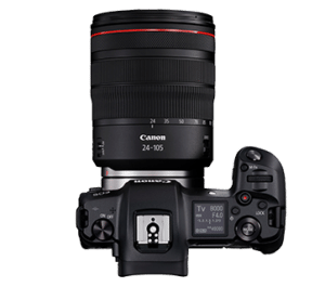 canon eos r review and price - design