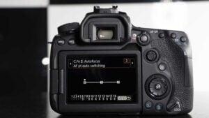Canon 90D wedding photography - autofocus