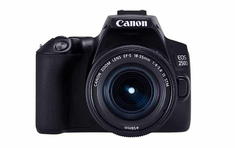 Canon SL3 Review, Specs and Price - lens