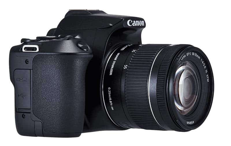 Canon SL3 Review, Specs and Price - walkthrough