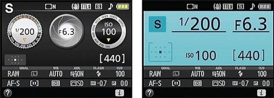 Nikon D3400 wedding photography - shutter speed