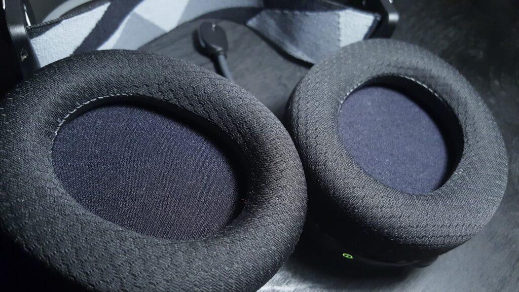SteelSeries Arctis 7 Review - comfort
