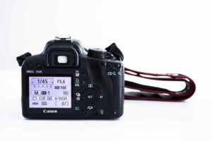 Canon 5D Mark IV review - LCD Monitor