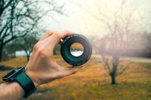 Canon 90D review - Lens