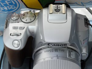 Canon EOS 250D DSLR Flip Out Camera
