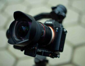 What is full Frame Camera - Sony α7R IV Full-frame Mirrorless Camera