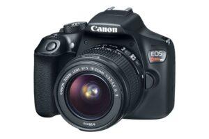 canon camera with flip screen - Canon DSLR EOS T6