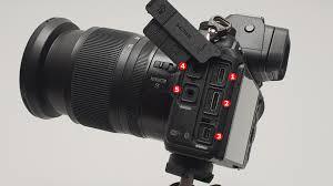 connect Nikon z6 to mac