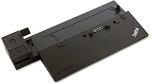 How do I connect 2 monitors to my Lenovo laptop - docking station