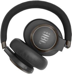 Noise Cancelling Headphones for Concerts - JBL Live 650 BTNC