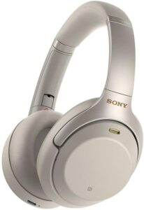Noise Cancelling Headphones for Concerts - Sony WH1000XM3