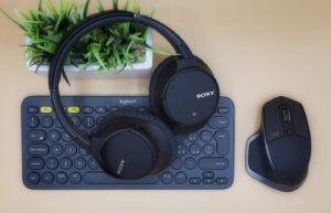 Best Sony Headphones for Kids - Sony RF400 Wireless Home Theatre Headphones