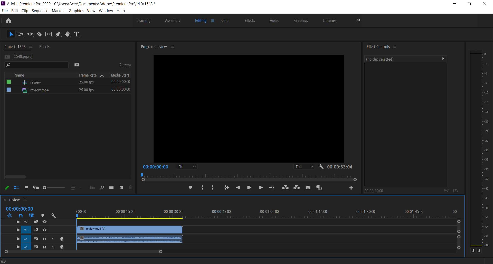 Video Editing Basics with Adobe Premiere Pro CC