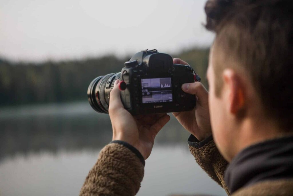 Basic Settings for Landscape Photography - Camera Mode