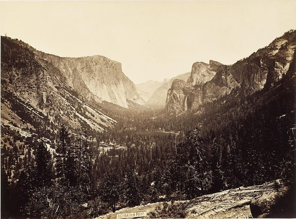 Inventors of Landscape Photography