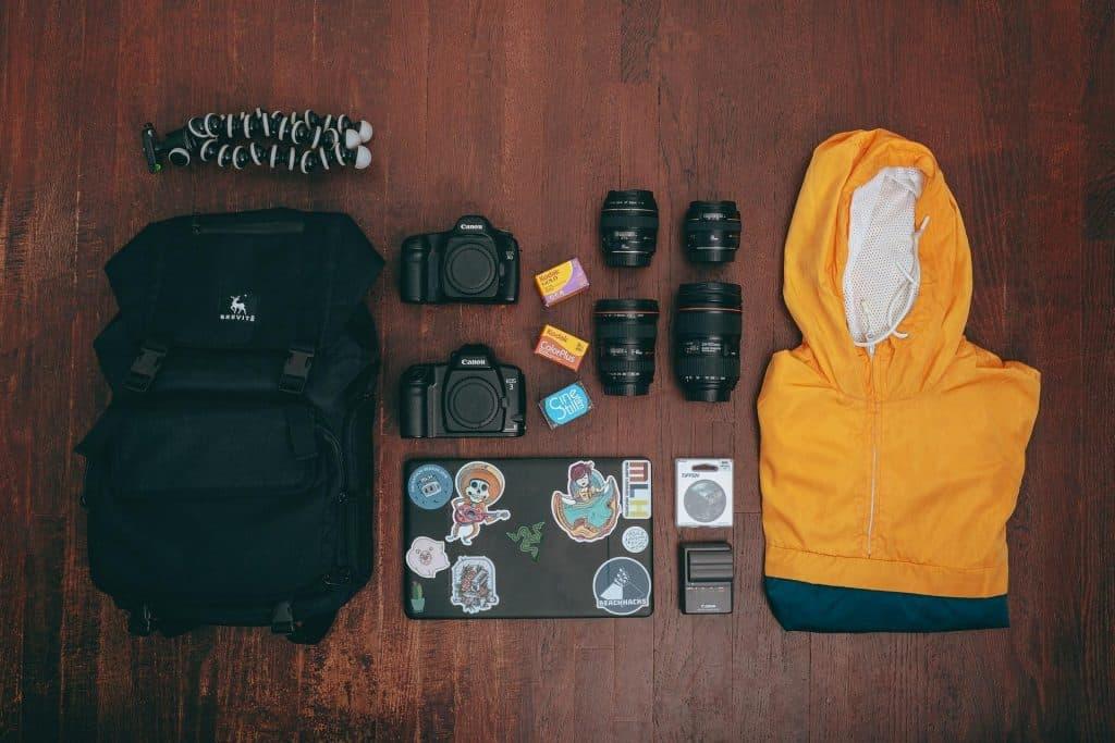 Prepare Your Camera Bag