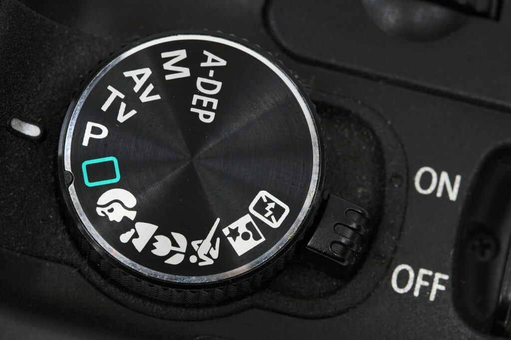 Know about the shooting modes